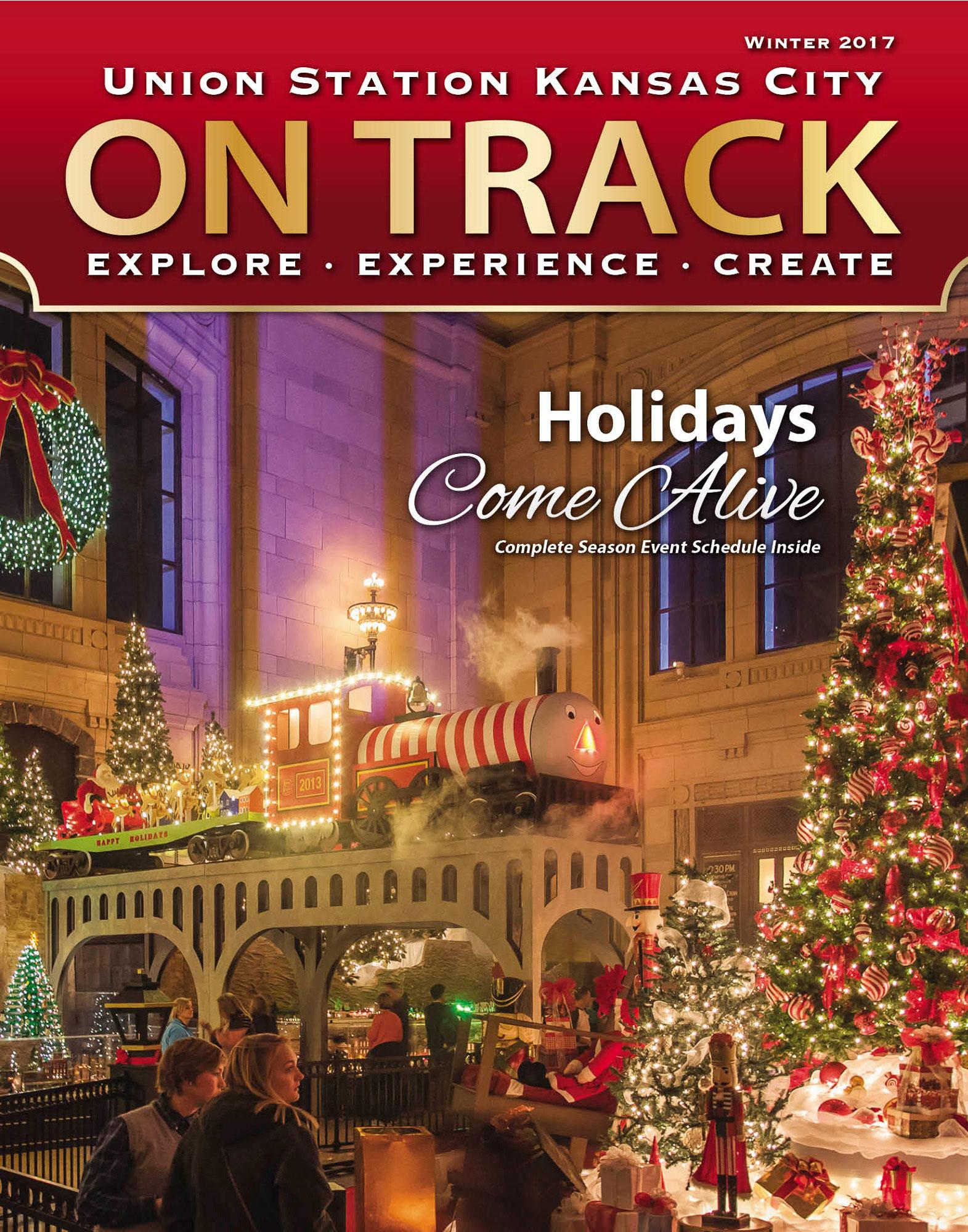 On Track Magazine - Holidays