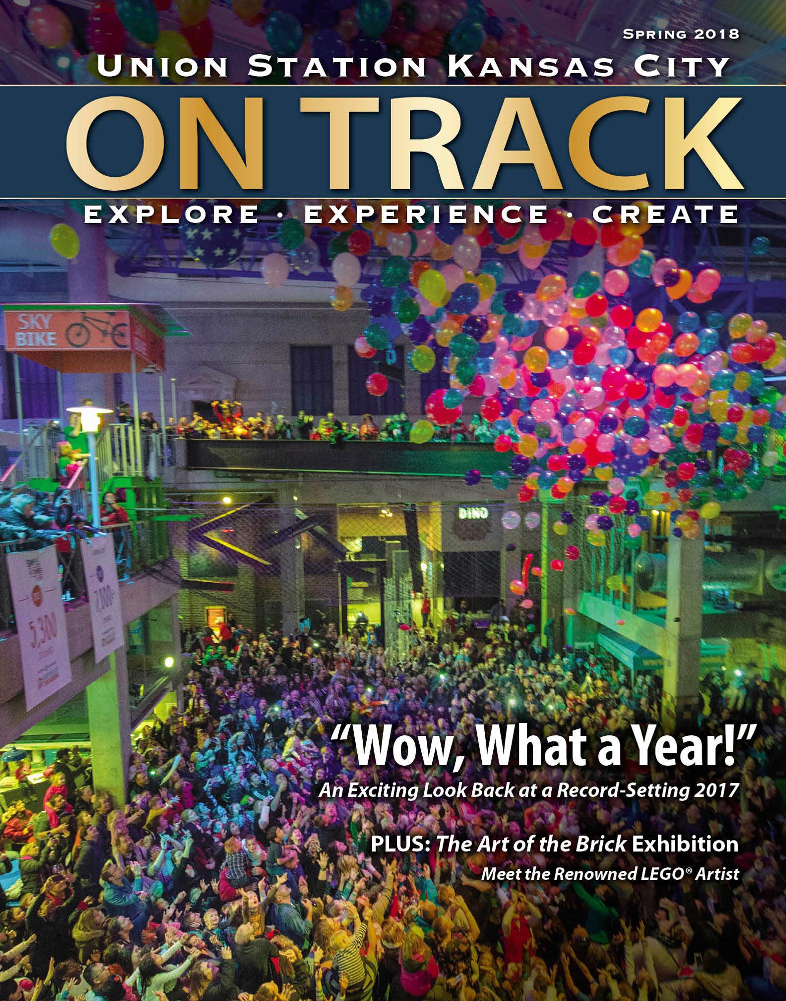 On Track Magazine - Noon Years Eve