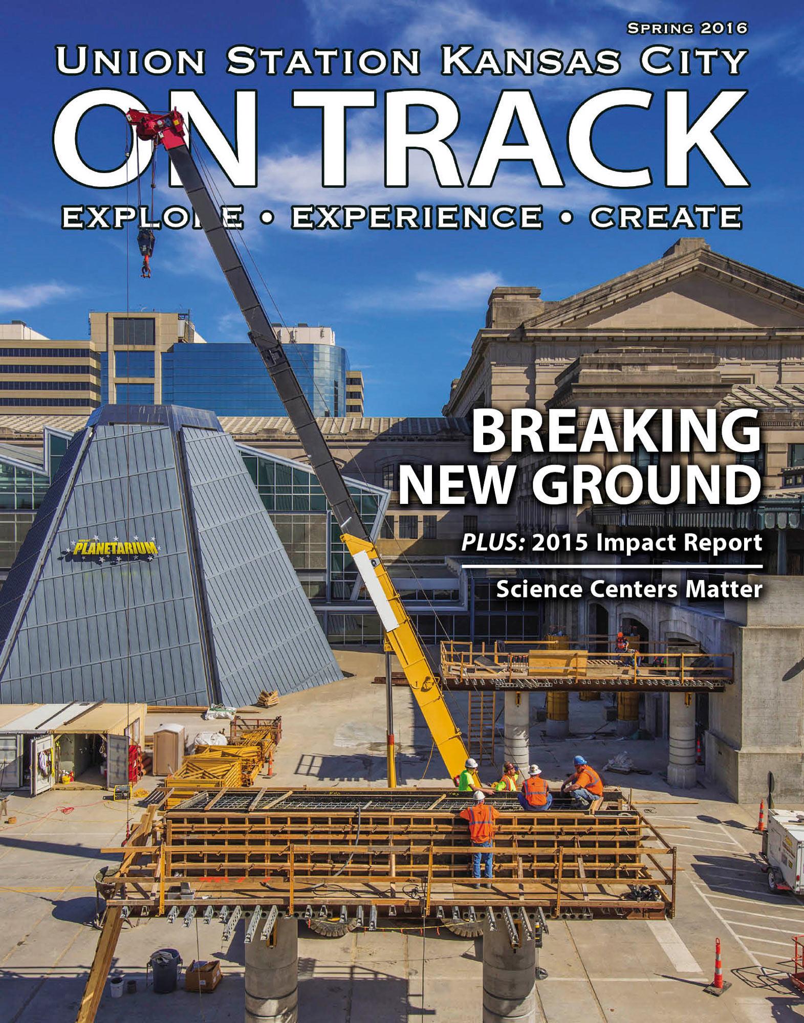 On Track Magazine - West Expansion