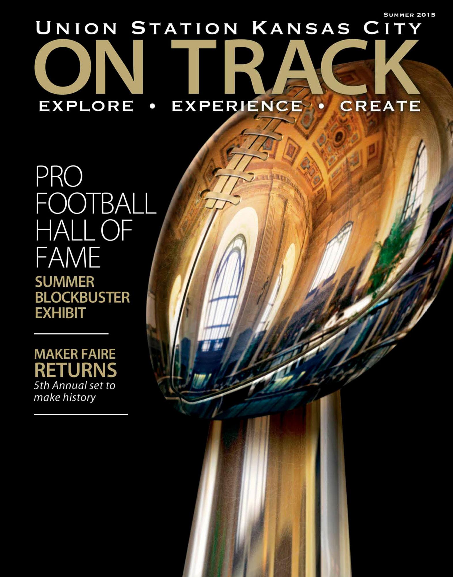 On Track Magazine - Gridiron Glory