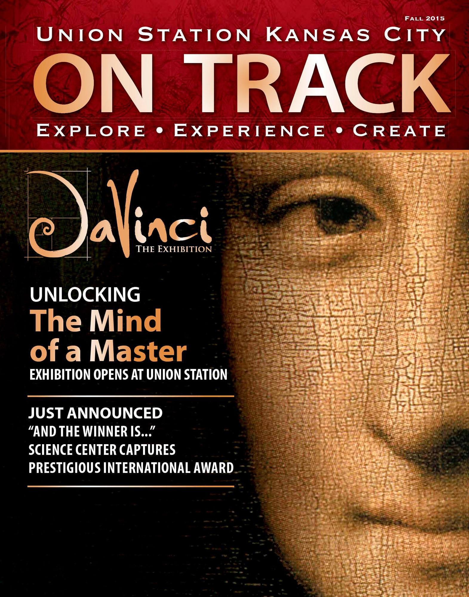 On Track Magazine - DaVinci