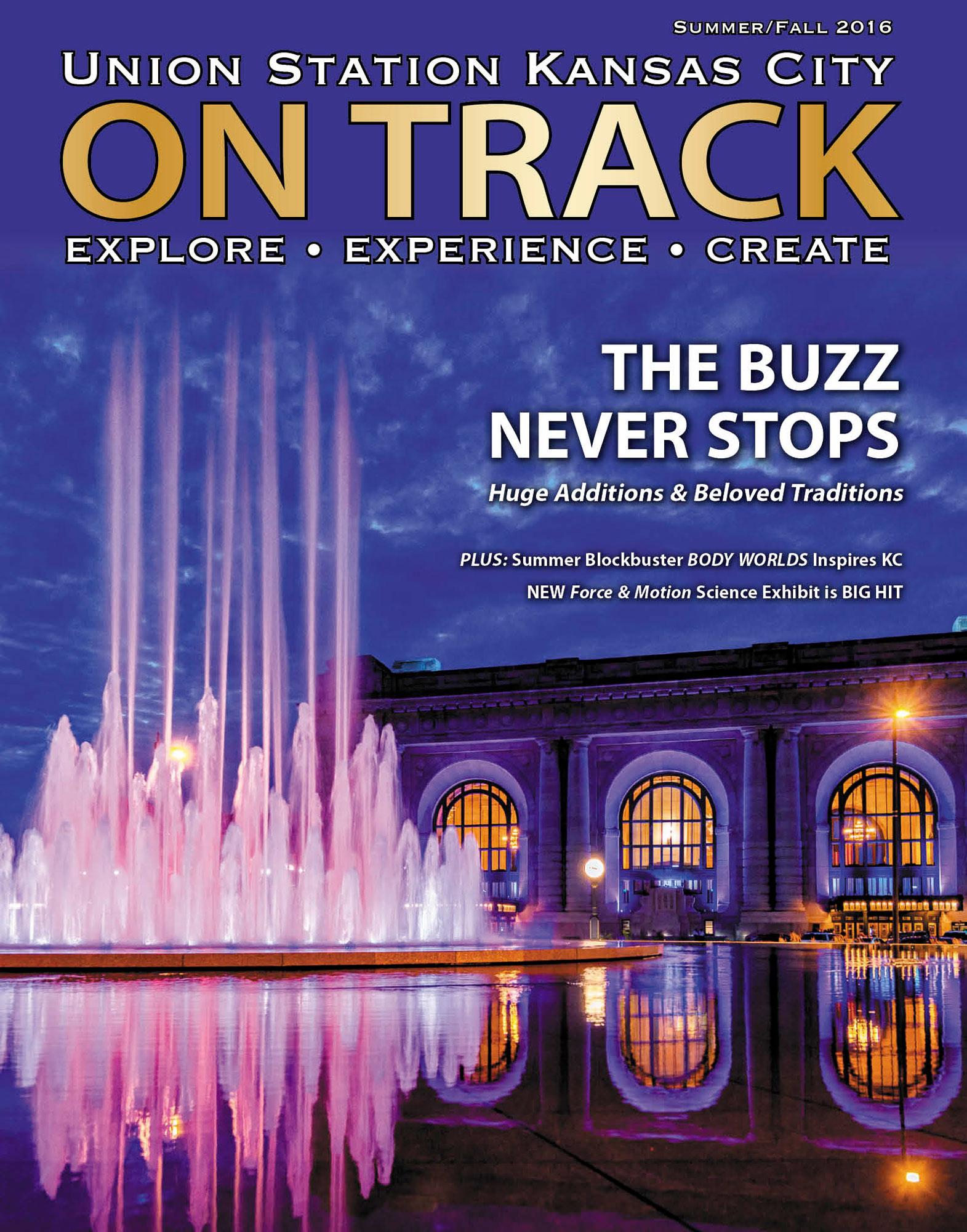 On Track Magazine