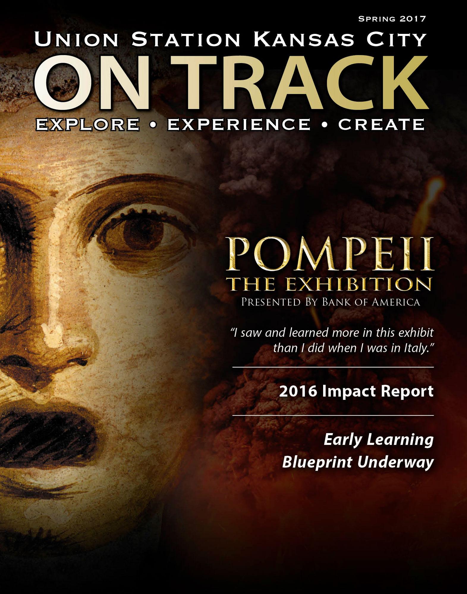 On Track Magazine - Pompeii