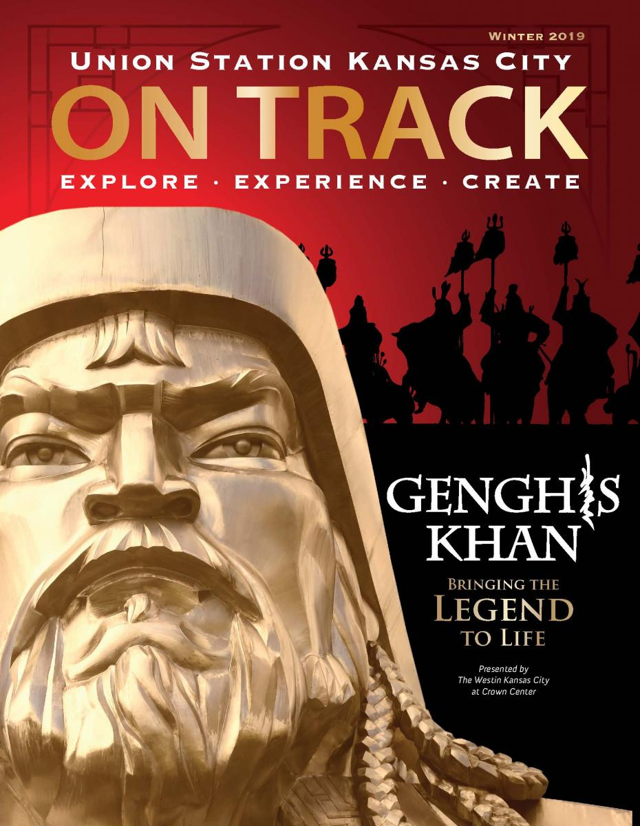 On Track Cover - Genghis Khan