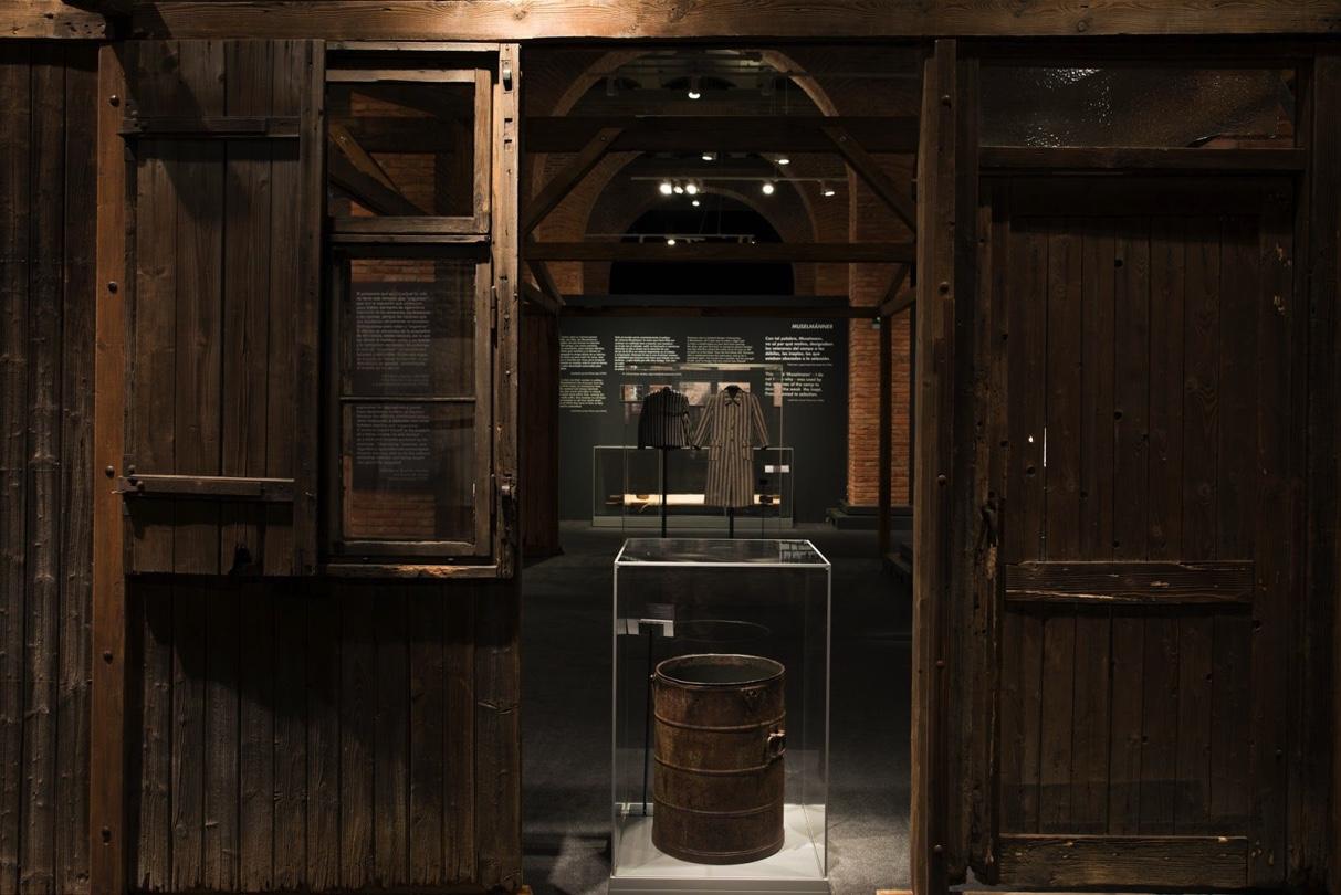 Auschwitz Exhibition Artifact Image