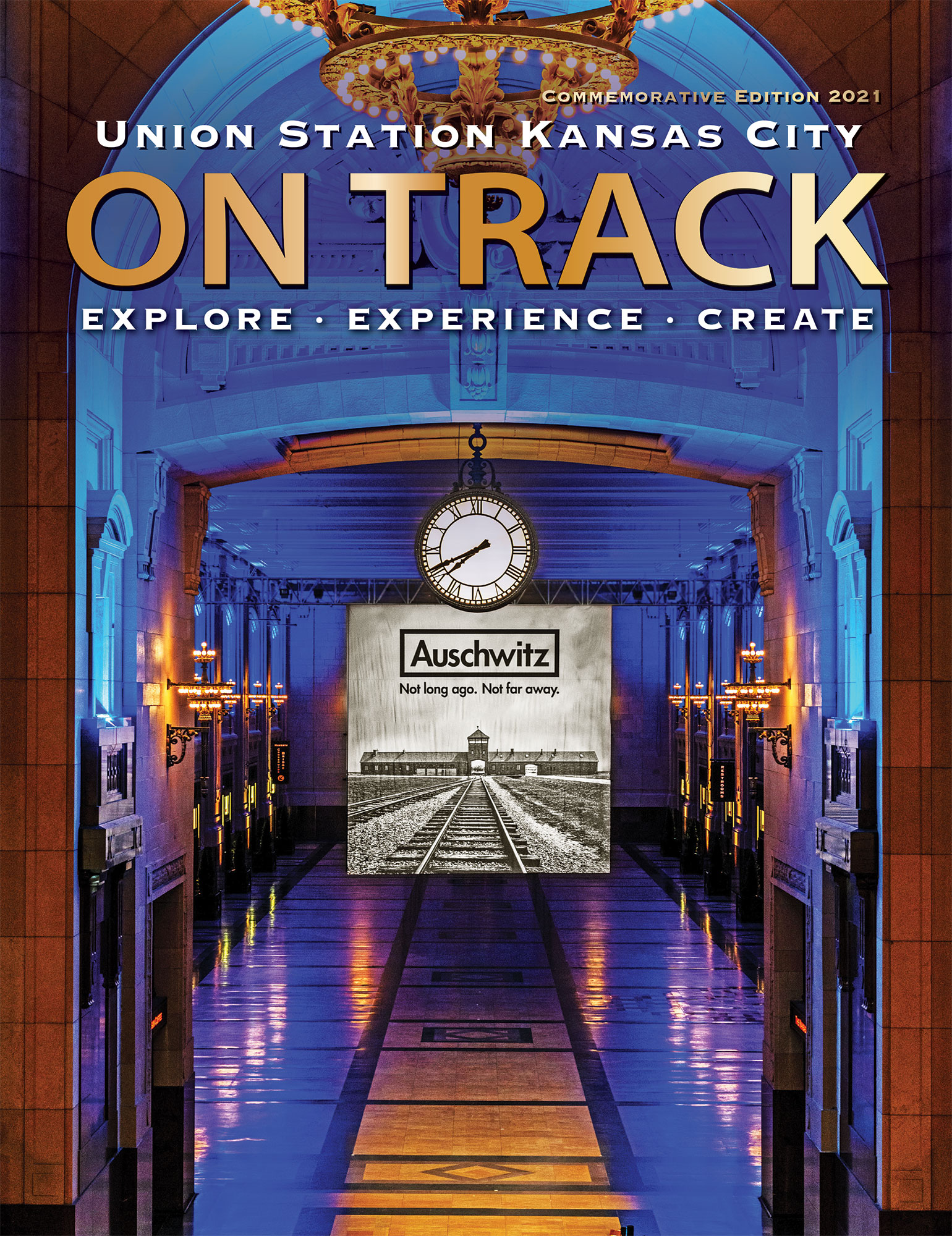 On Track Cover - Auschwitz