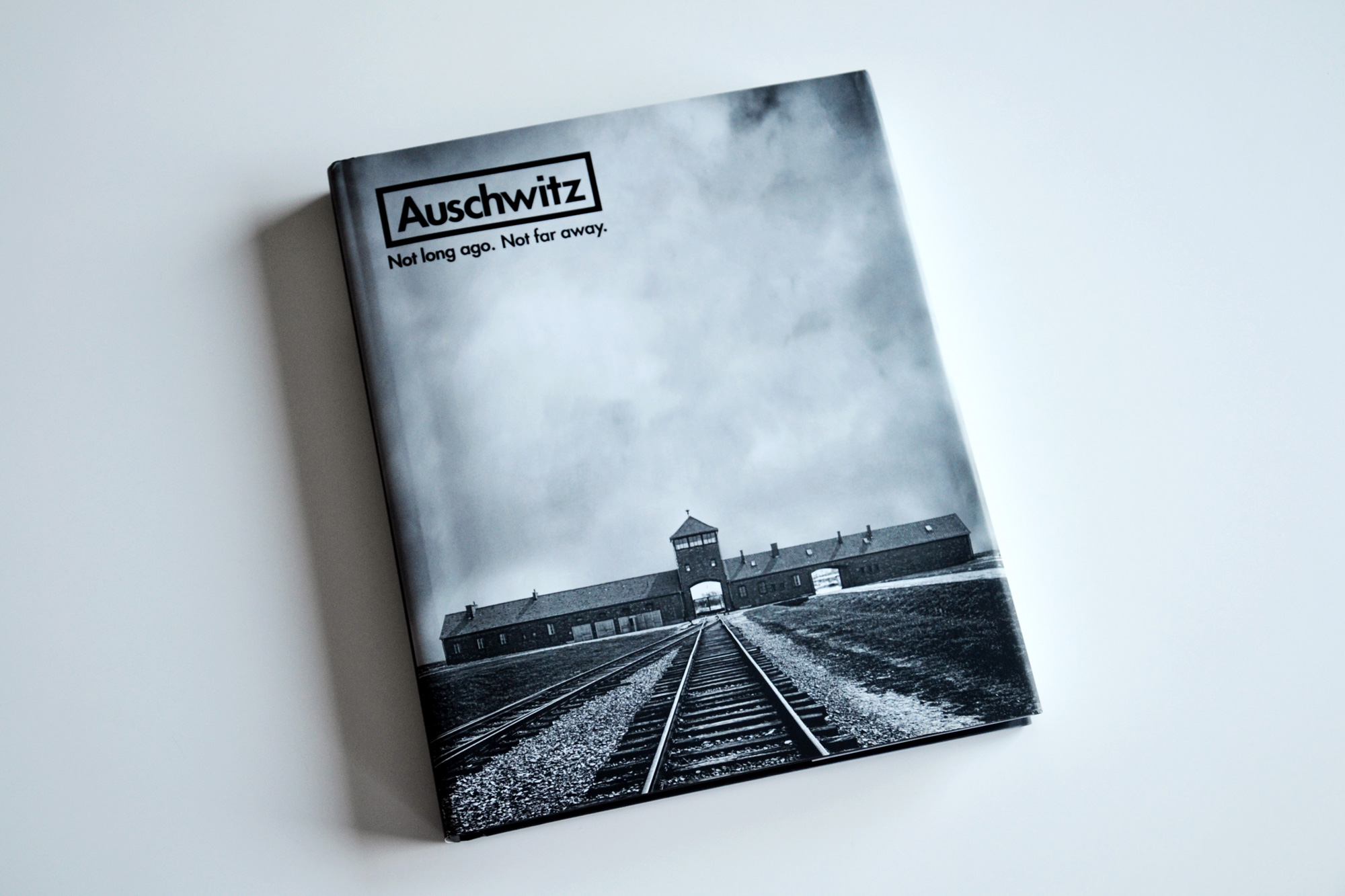 Auschwitz Exhibition Book