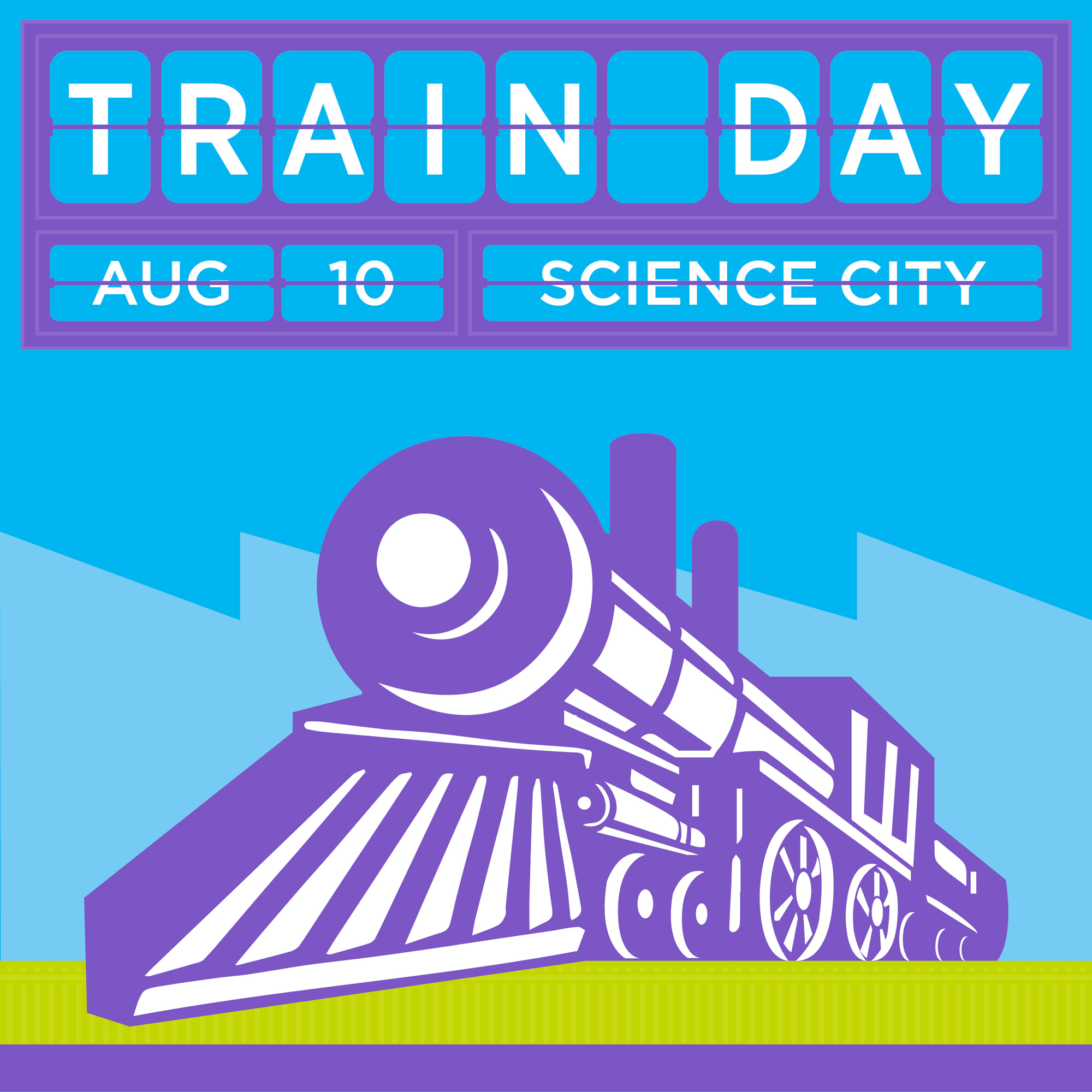 Train Day in Science City