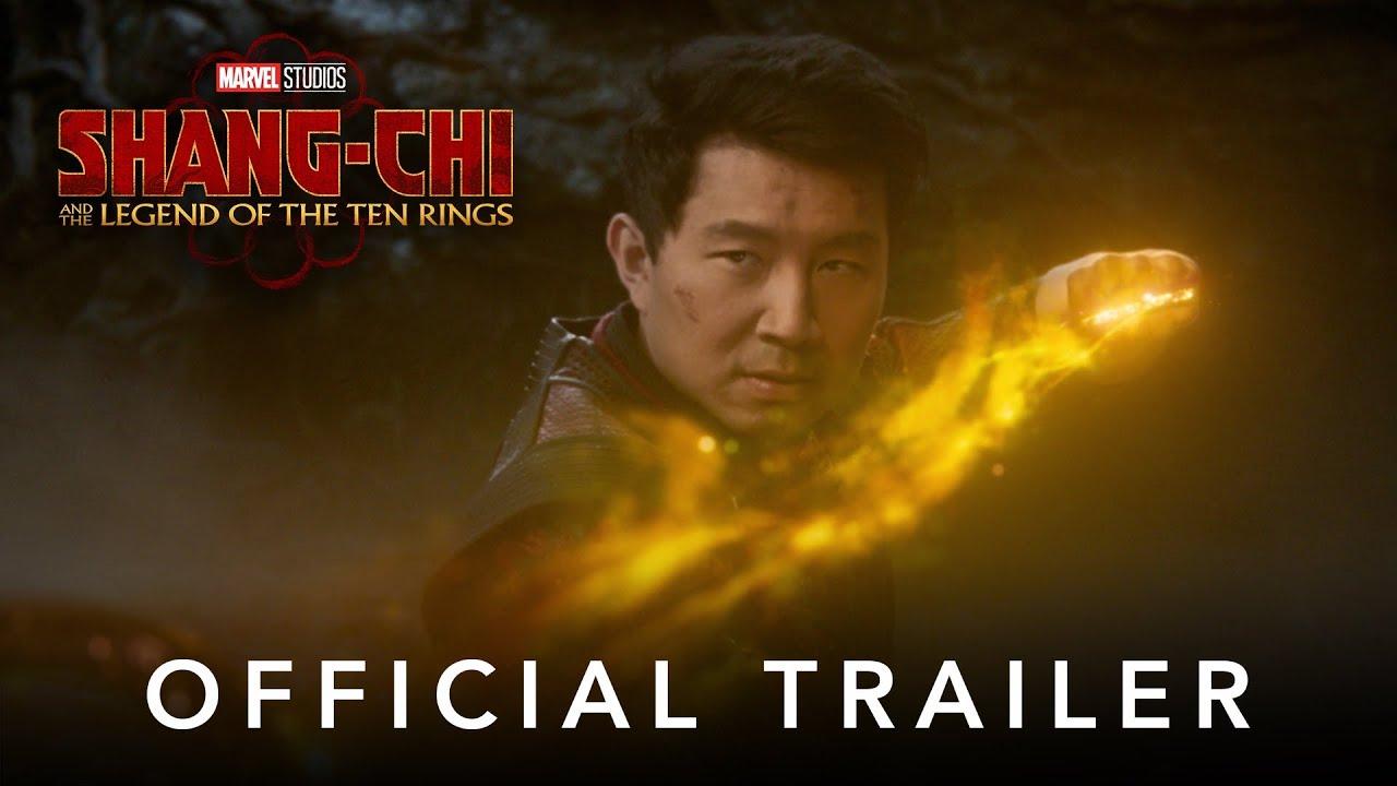 Shang Chi Trailer Thumbnail