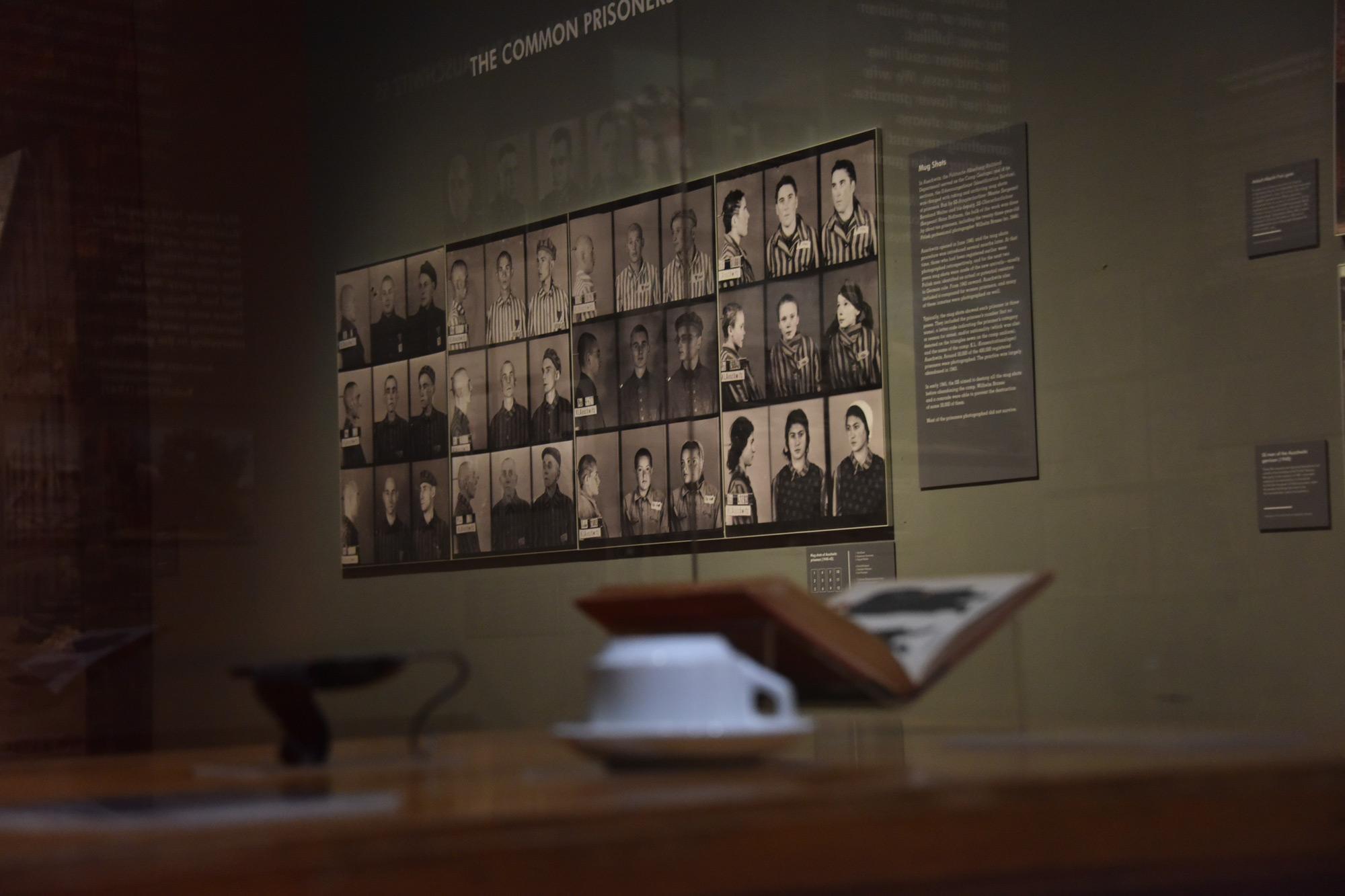 Photo by Pawel-Sawicki,-Auschwitz-Memorial of Exhibition Artifacts