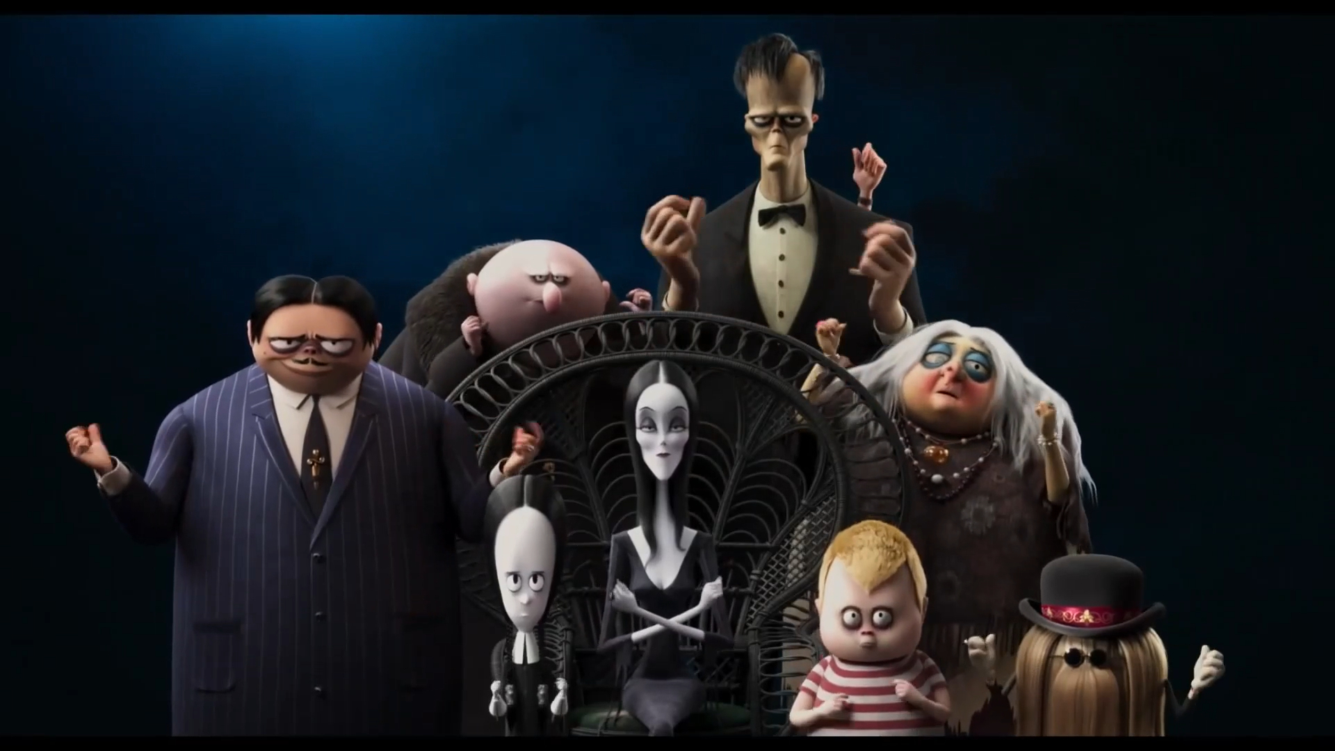 Promo for The Addams Family 2