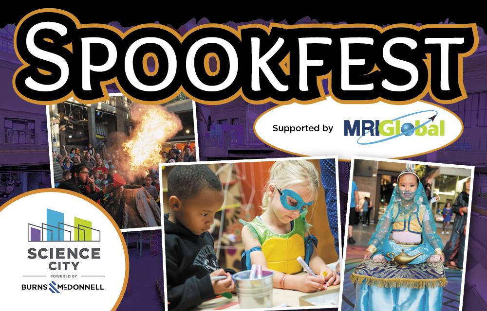 Spookfest Promo Image